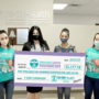 DHR Clinics Raise More Than $5,000 for Cancer Patients