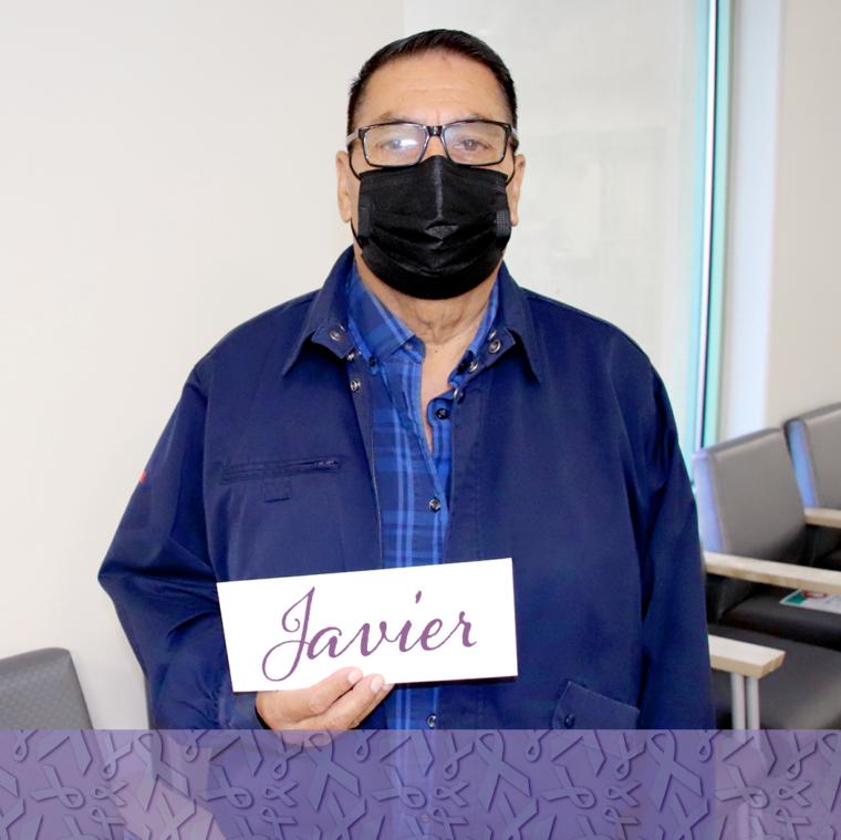 Meet Javier